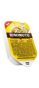 MOLHO SHOYU LIGHT HINOMOTO BARCO 30ML 60UN