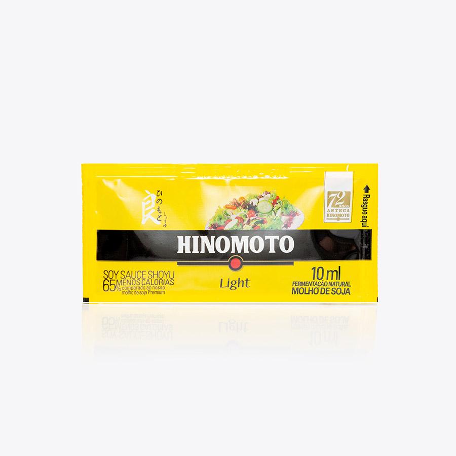 MOLHO SHOYU LIGHT HINOMOTO SACHE 10G 250UN