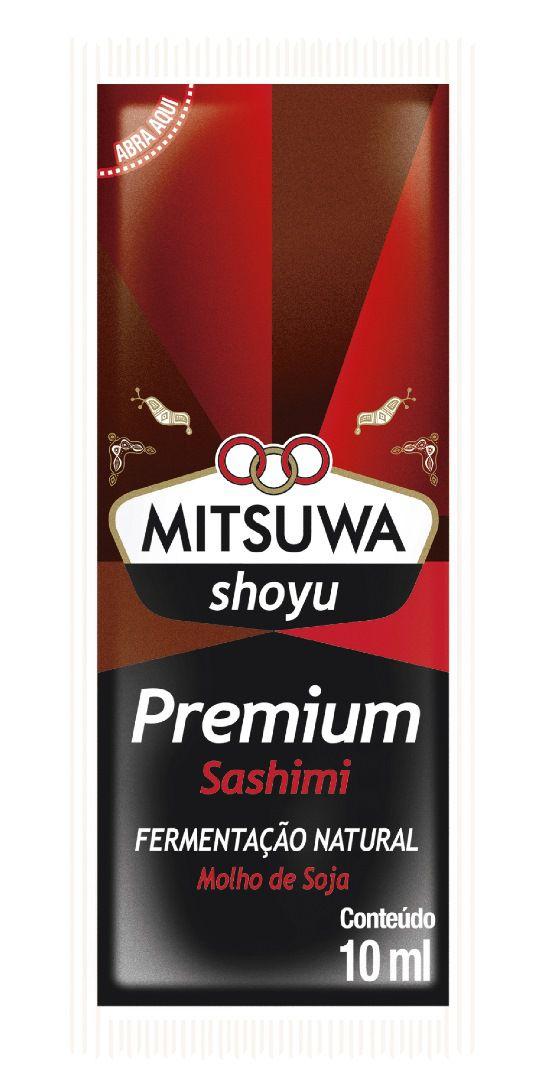 MOLHO SHOYU MITSUWA SACHÊ 10ML CAIXA 250 UNIDADES