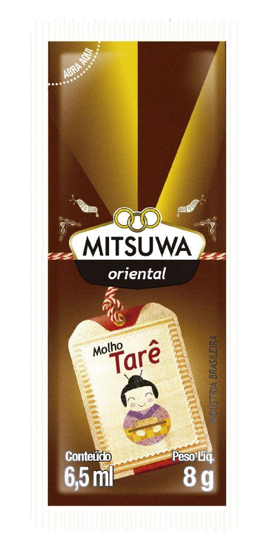 MOLHO TARE MITSUWA SACHE 8G 250 UNIDADES