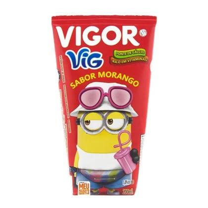 SUCO MORANGO VIGOR 200ML