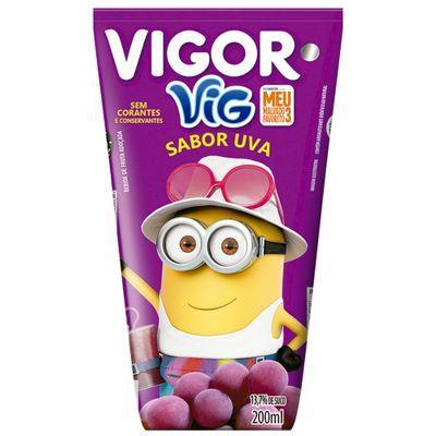 SUCO VIG UVA VIGOR 200ML 27UN