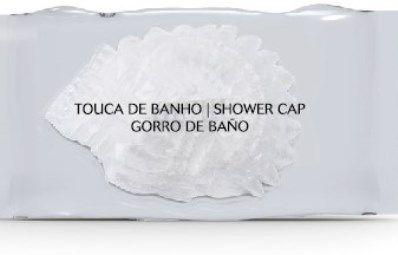 TOUCA DE BANHO INDIVIDUAL REALGEM´S CAIXA 50 UNIDADES
