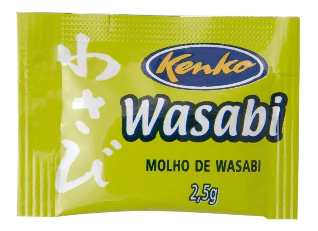 WASABI KENKO SACHE 2,5G 300UN