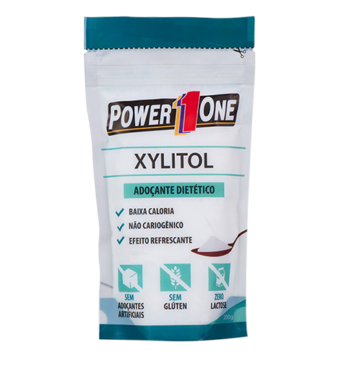 XYLITOL POWER ONE SACHÊ 200G