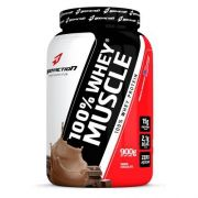100% WHEY MUSCLE 900G - BODY ACTION