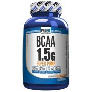 BCAA 1,5G SUPER PUMP 60 CAPS - PROFIT