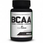 BCAA 2500 60 CAPS - SPN