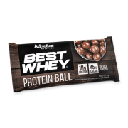 BEST WHEY PROTEIN BALL 50gr - ATLHETICA NUTRITION