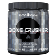 PRE TREINO BONE CRUSHER 300G - BLACK SKULL