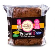 BROWNFIT ENERGY 100G - FOOD4FIT