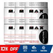 COMBO 6 CREATINE 300G - MAX TITANIUM