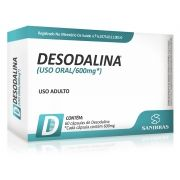 DESODALINA 60 CAPS - POWER SUPPLEMENTS