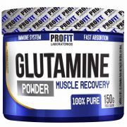 GLUTAMINE POWDER 150G - PROFIT