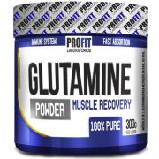 GLUTAMINE POWDER 300G - PROFIT