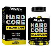 HARDCORE YELLOW CAPS 120 CAPSULAS - ATLHETICA NUTRITION