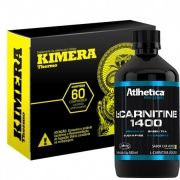 KIT AFINA CINTURA - KIMERA + L CARNITINA 1400