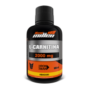 L-carnitina 2000 - NEW MILLEN - 500ML