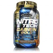 NITRO TECH CASEIN GOLD 1133G - MUSCLETECH