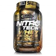 NITROTECH 100% WHEY GOLD ISOLATE 907G - MUSCLETECH