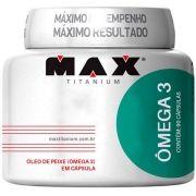 ÔMEGA 3 - MAX TITANIUM - 90 CAPS