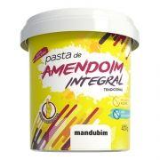 PASTA DE AMENDOIM INTEGRAL  LISA - MANDUBIM - 1,02KG