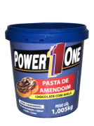 PASTA DE AMENDOIM  INTEGRAL  - POWER ONE