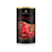 RED BERRY WHEY - ESSENTIAL NUTRITION