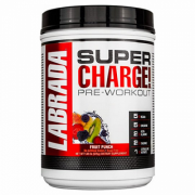SUPER CHARGE FRUIT PUNCH 419Gr - LABRADA