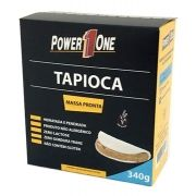 TAPIOCA MASSA PRONTA 340g - POWER ONE