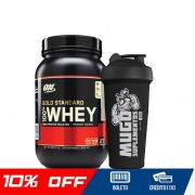 WHEY GOLD STANDARD 2LBS + COQUETELEIRA SIMPLES