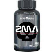 ZMA  BLACK SKULL 120 CAPS