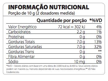 3 GLICERIL MCT 250 G - ATLHETICA NUTRITION