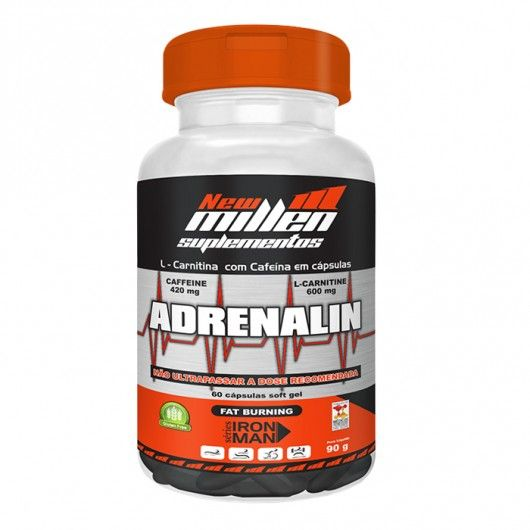 ADRENALIN - NEW MILLEN
