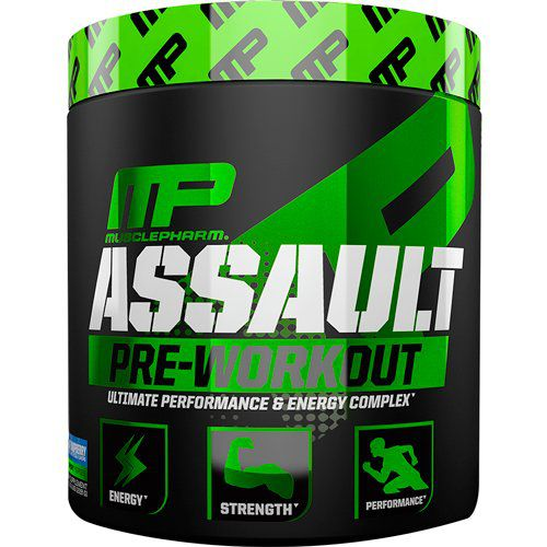 ASSAULT PRÉ-WORKOUT - 300G