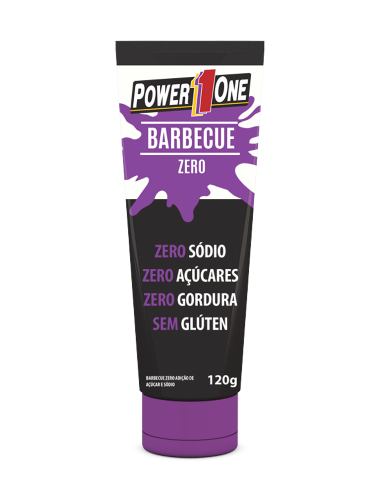 BARBECUE ZERO - 120g - POWER1ONE