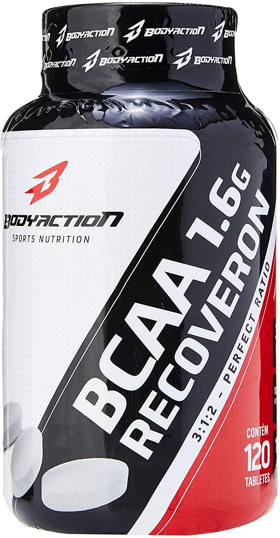 BCAA 1.6G - RECOVERON - 120 - TABLETES