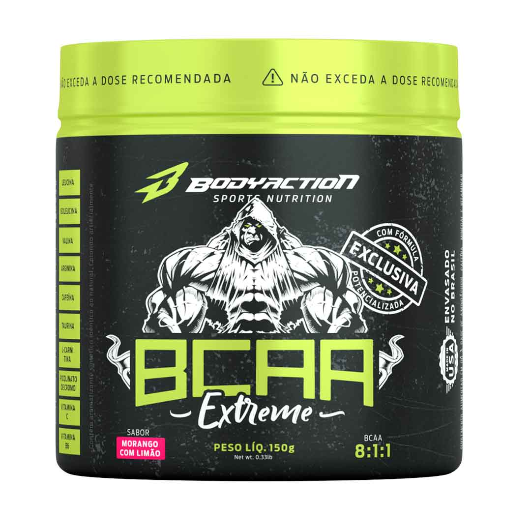 BCAA EXTREME 150G - BODY ACTION