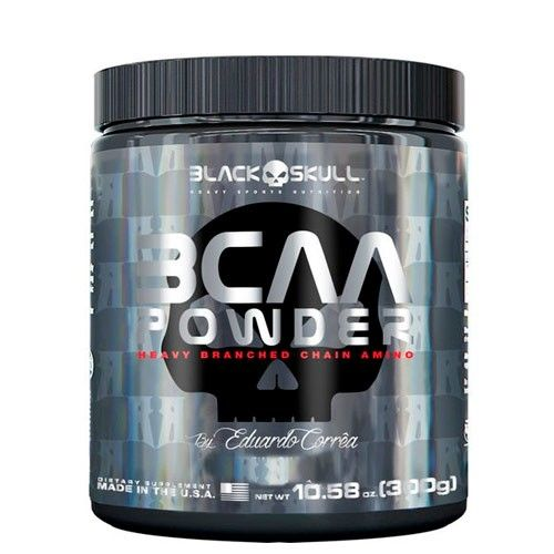 BCAA POWDER  PÓ  300G - BLACK SKULL