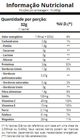BEEF PROTEIN CACAU 480gr - ESSENTIAL NUTRITION