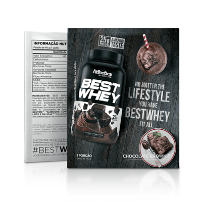 BEST WHEY 35gr(DOSE UNICA) - ATLHETICA NUTRITION
