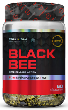 BLACK BEE 60CAPS - PROBIOTICA