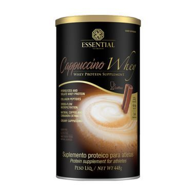 CAPPUCCINO WHEY - ESSENTIAL NUTRITION