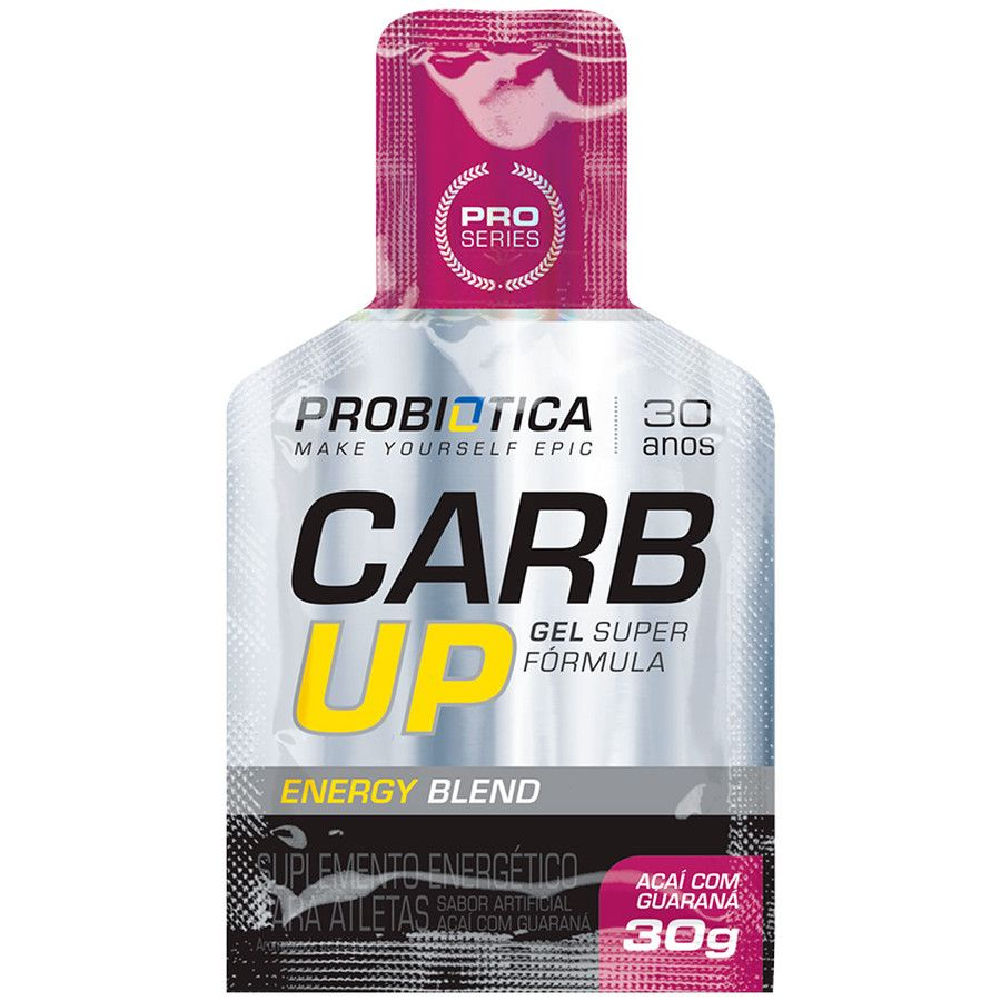 CARB-UP ENERGY BLEND 30GR - PROBIOTICA