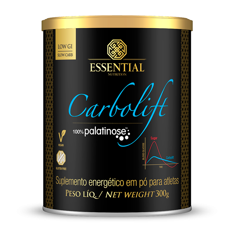 CARBOLIFT 300GR - ESSENTIAL NUTRITION