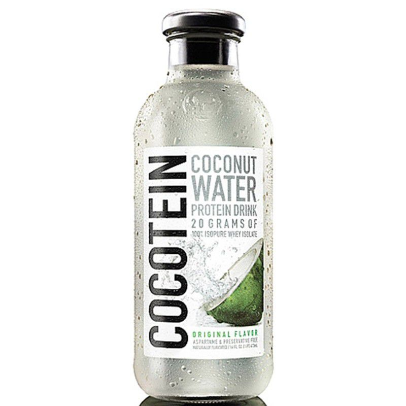 COCOTEIN COCONUT WATER PROTEIN 473 ML - ISOPURE
