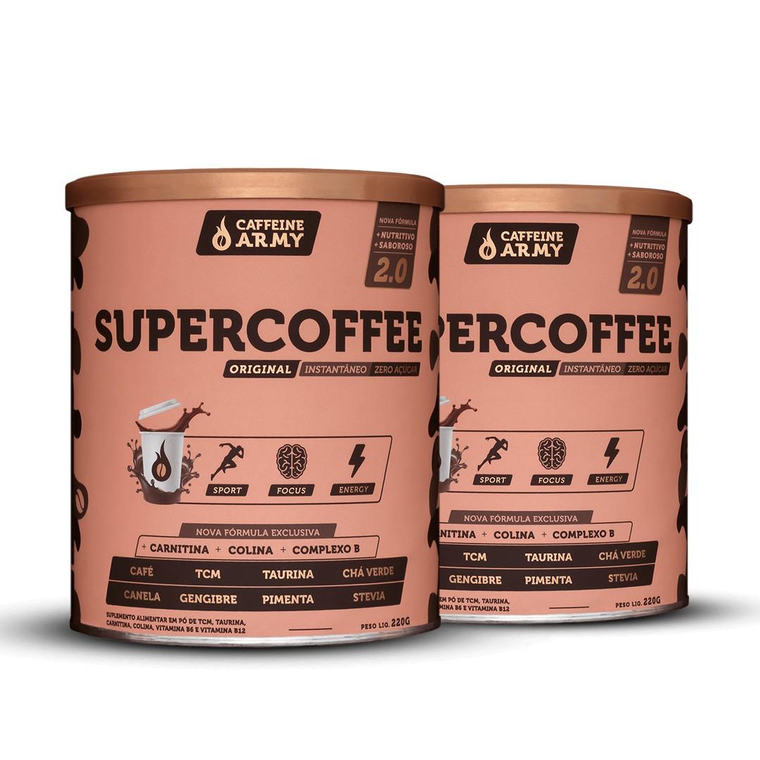 COMBO 2X SUPERCOFFEE 2.0