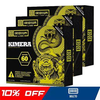 COMBO 3 KIMERA THERMO 60 TABS