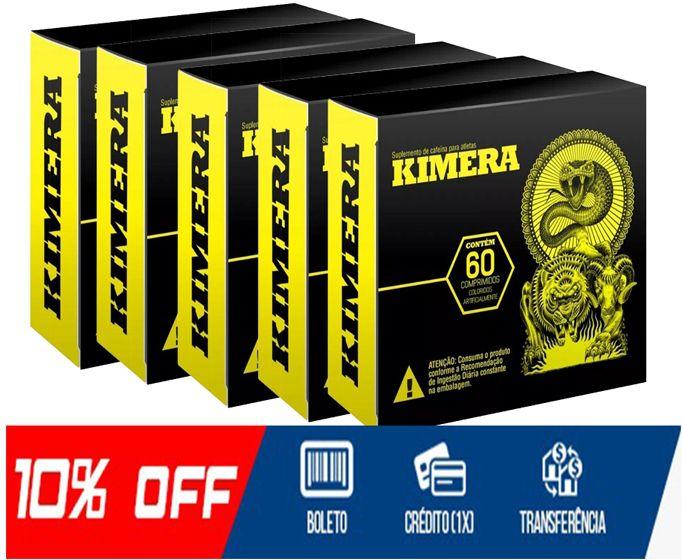 COMBO 5 KIMERA - IRIDIUM LABS