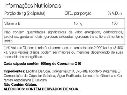 COQ-10  60 CÁPS - VITAFOR